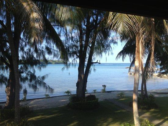 Warwick Le Lagon Resort & Spa, Vanuatu : Tropical wonderland