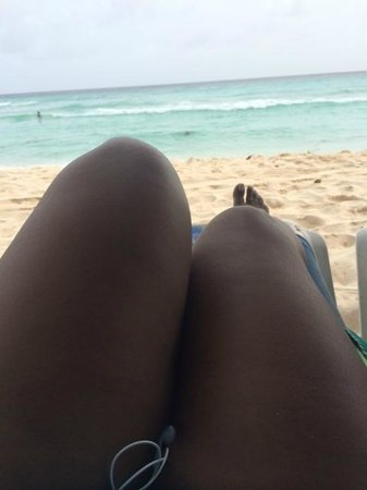 Dover Beach: relaxation