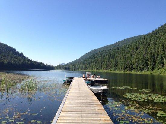 Alpine Meadows Resort: Alpine Meadows - lake