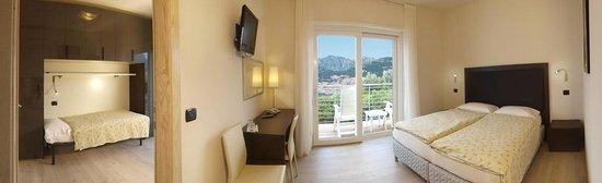 Villa Lisa Hotel: camera comfort