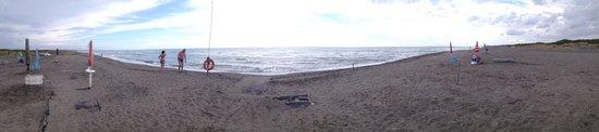 Montalto di Castro, Itália: Beach