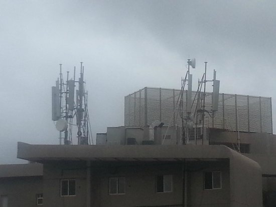Crest Executive Suites: Cell Towers