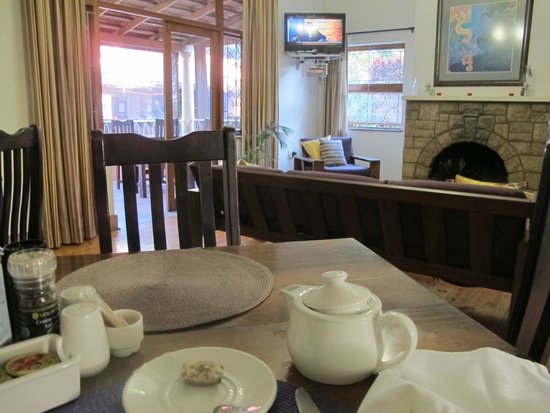 Ocean Park Guest House: Salle à manger