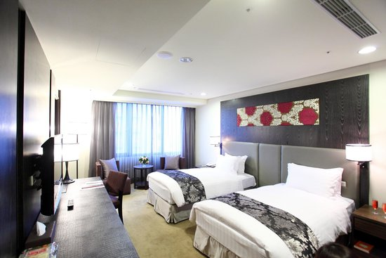 Maison de Chine Hotel Taichung: Guest Room