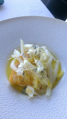 Quay Restaurant: Snapper with fennel