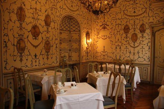 Sina Villa Matilde: Ontbijt in een aangenaam kader