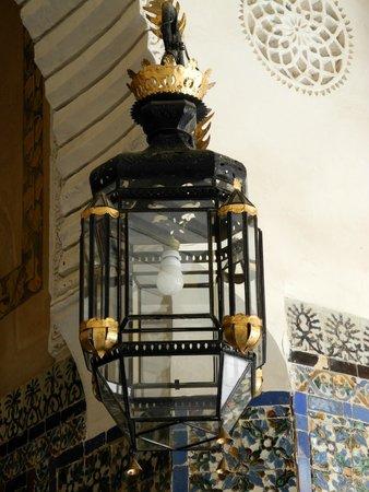 Casa de Pilatos: Wirkt abends besonders