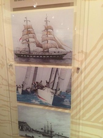 Mount Gay Visitor Centre : Rum boats