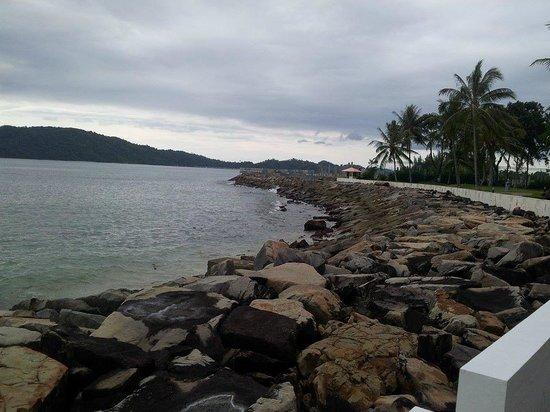 Sutera Harbour Resort (The Pacific Sutera & The Magellan Sutera): seaside