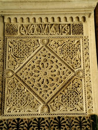 Casa de Pilatos: Arabische Elemente