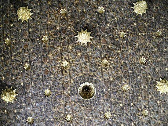 Casa de Pilatos: Dach eines Saales