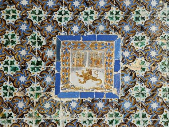 Casa de Pilatos: Sehr schöne Azulejos