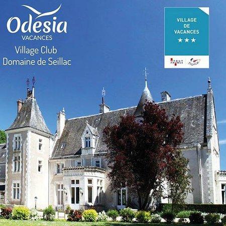 Odésia Vacances Village Club le Domaine de Seillac : Seillac