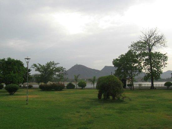 Nehru Park: Park view