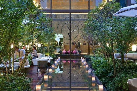 Mandarin Oriental, Paris : Lobby