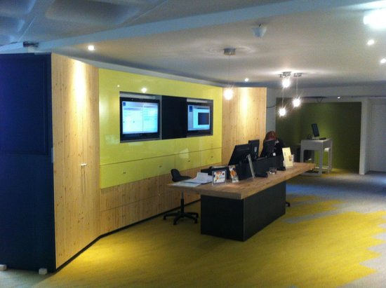 Ibis Styles Tours Sud : Reception