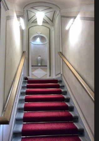 Villa Tolomei Hotel and Resort : la décoration