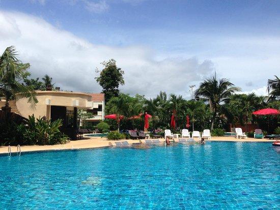 Lanta Resort : Pool Bar