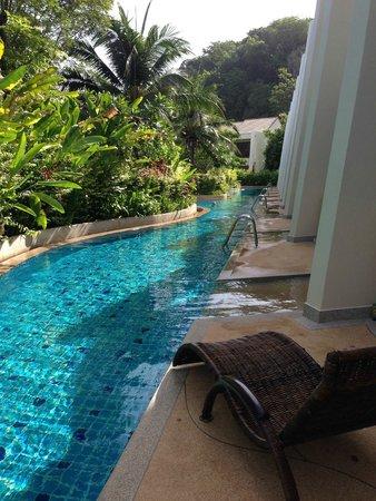 Lanta Resort : Our Balcony