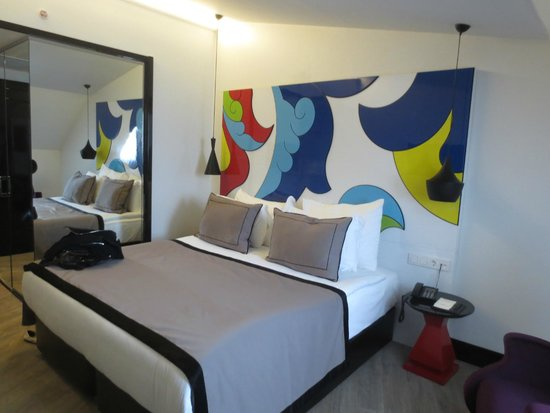 Sura Hagia Sophia Hotel : chambre