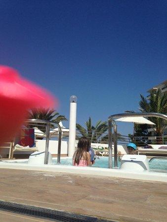 Bellamar Hotel : jacuzzi