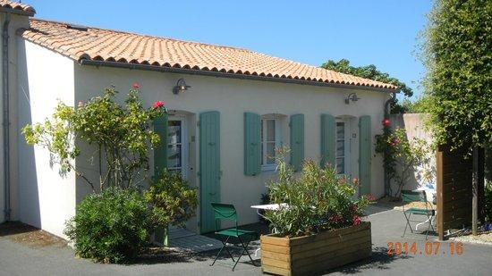 Hotel La Galiote : nice rooms