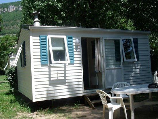 Camping Saint Lambert: MOBILE HOME 4 PERSONNES