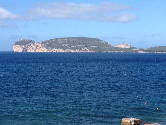 El Faro Hotel: Rilassate lo sguardo
