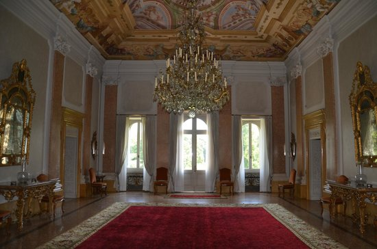 Villa d'Acquarone: Another room