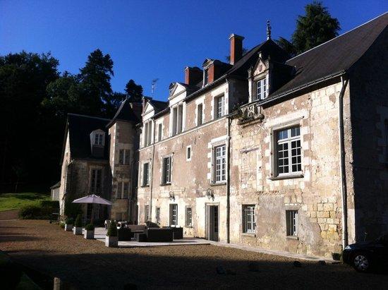 Le Chateau Des Templiers Ballan Mir 233 France Voir Les