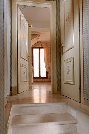 Hotel Canaletto : DELUX VISTA CAMPIELLO