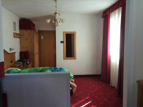 Hotel Orso Grigio: Camera