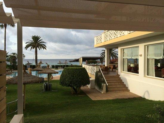 Hotel Santo Tomas : vista da camera pt
