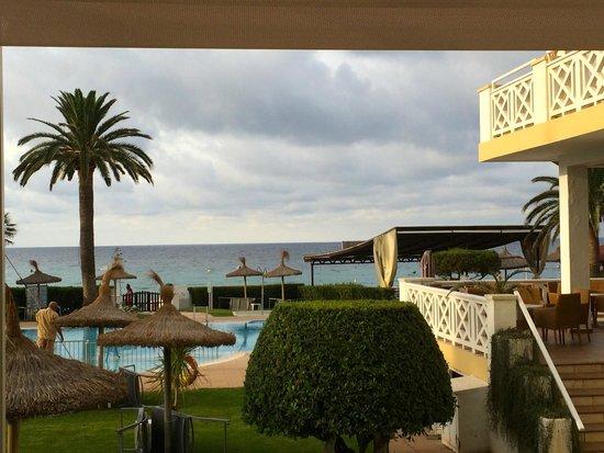 Hotel Santo Tomas : vista camera pt