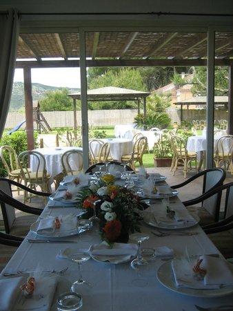 Villa Dei Principi Hotel: Ristorante