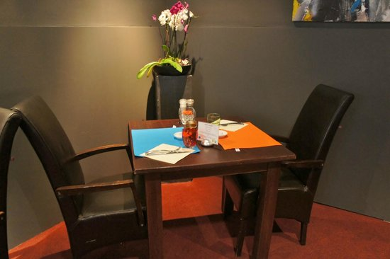 Auberge De Moerse Hoeve: restaurant