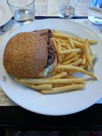 Hops!: Hops Burger :)