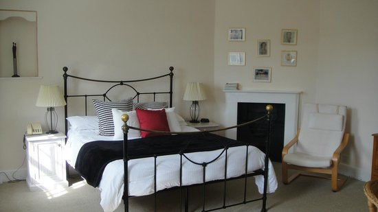 Bodkin House Hotel: Our room
