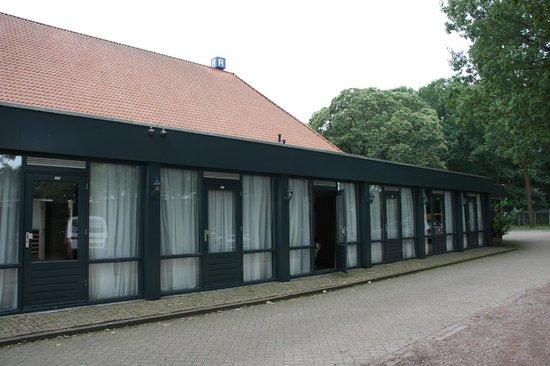 Auberge De Moerse Hoeve: kamers
