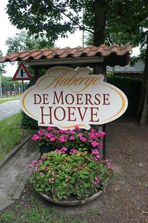 Auberge De Moerse Hoeve: logo
