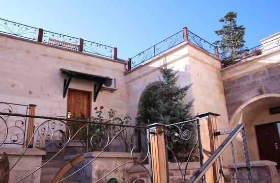 Cappadocia Cave Resort & Spa: 部屋の外観