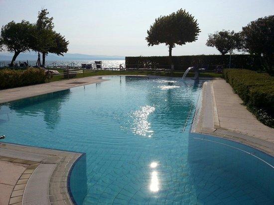 Hotel Fonte Boiola : L'irrinunciabile piscina termale ...