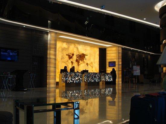 Radisson Blu Hotel, Istanbul Sisli : Receptions