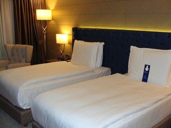 Radisson Blu Hotel, Istanbul Sisli : Room