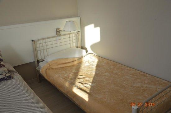 Pavlo Napa Beach Hotel: полноценное спальное место для ребенка