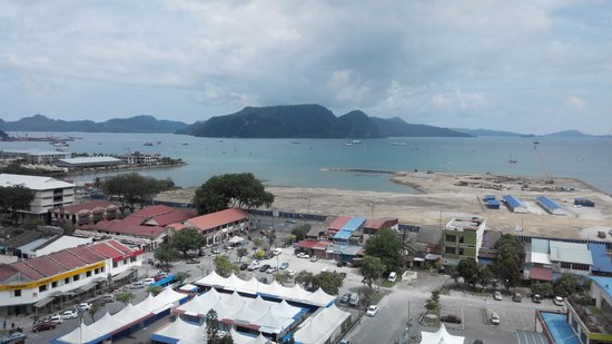 Bayview Hotel Langkawi: View from Room