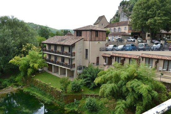 Hôtel La Truite Dorée : une partie des chambres