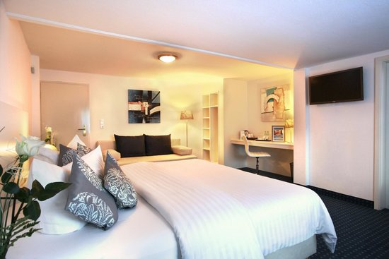 Kleefelder Hof Hotel: Familienzimmer / Juniorsuite