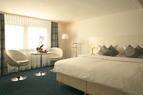 Kleefelder Hof Hotel : Familienzimmer / Juniorsuite