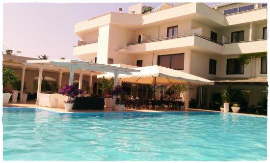 Hotel Meridiana - Paestum: Panoramica